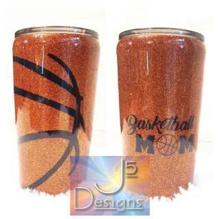 Basketball Mom Cup